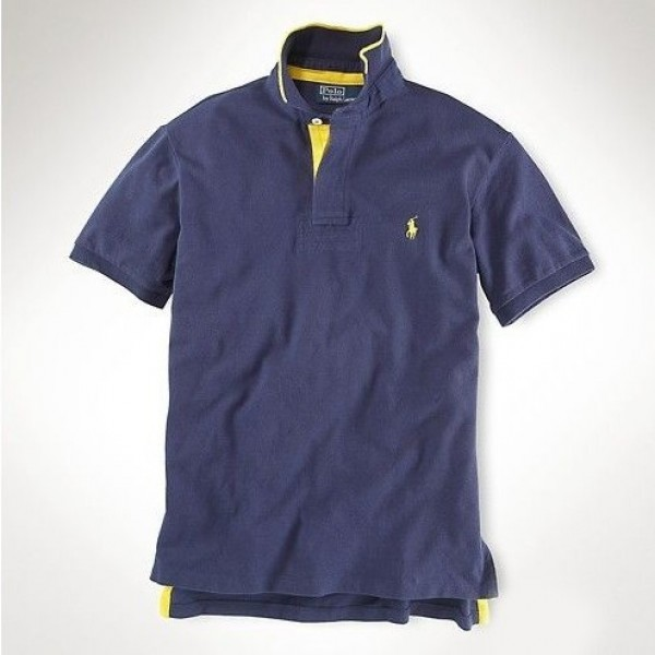 Cologne Ralph Lauren | Classic-Fit Polo in Navy Blue