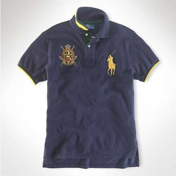 Ralph Lauren All Colors Cheap | Custom-Fit Big Pony in Navy Blue